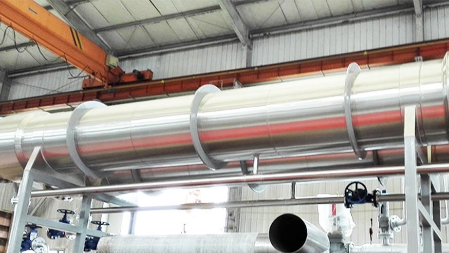 瑞涵焊材为宝钛集团提供石化装备焊材案例