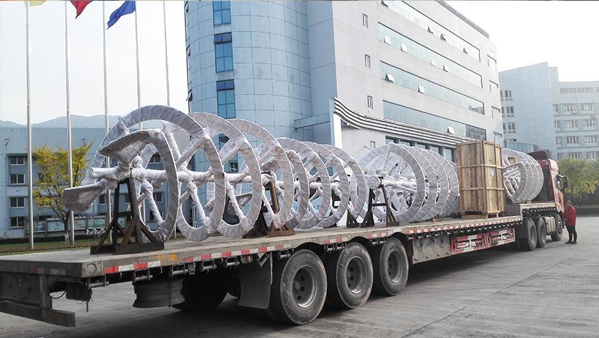 瑞涵焊材为神龙环保提供生物制药设备焊材案例